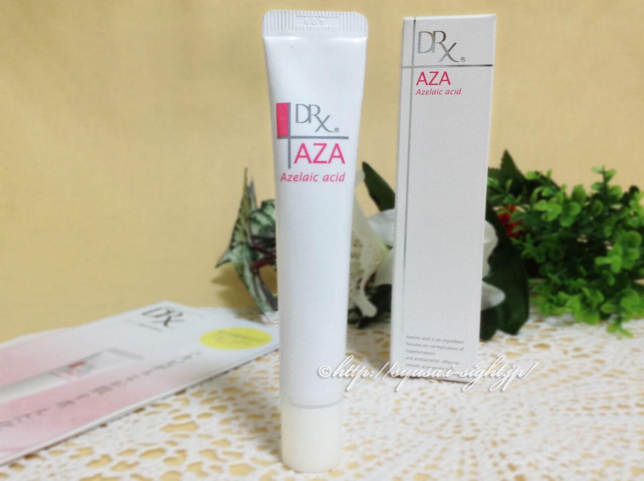 DRX-AZAクリア口コミ
