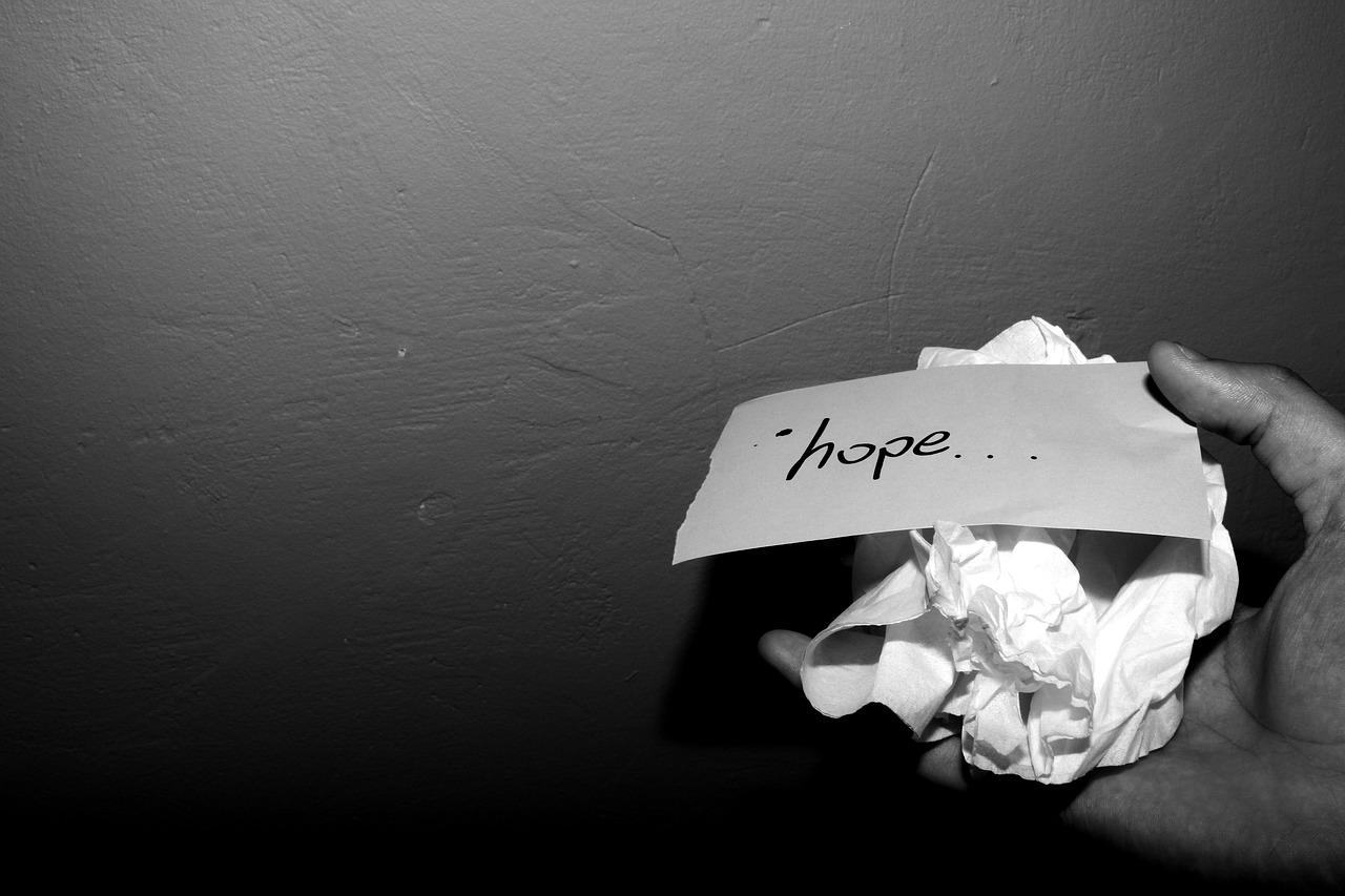 希望をもって