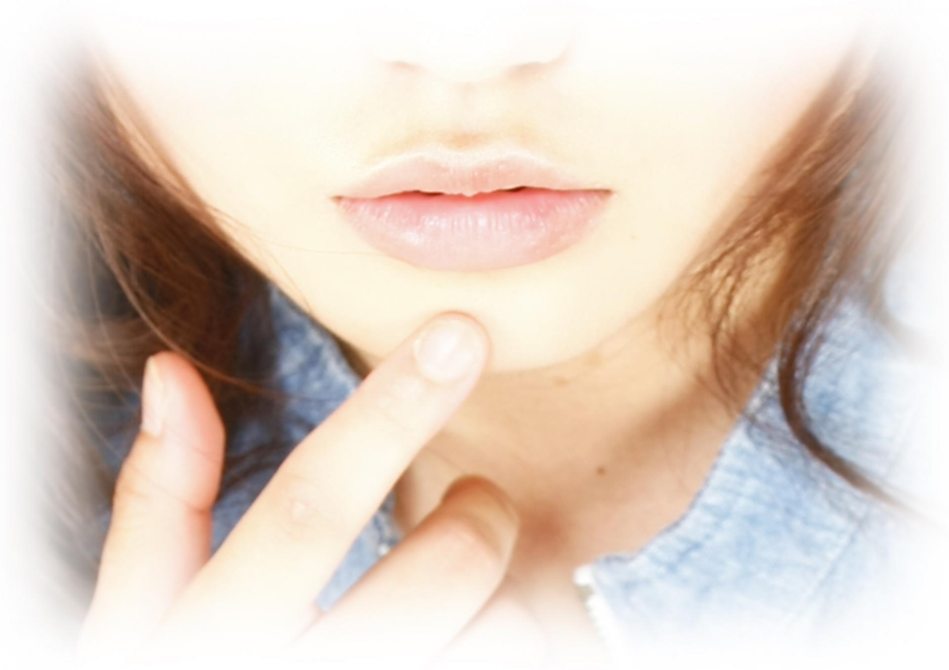 ワセリンリップで唇の保護